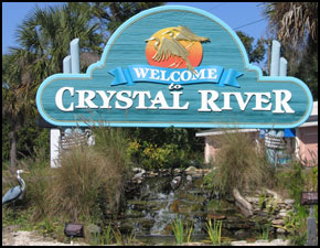 Welcome to Crystal River